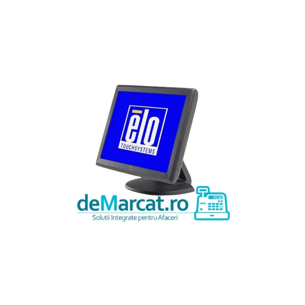 monitor-touchscreen-usb-si-serial-elo-1717l-negru